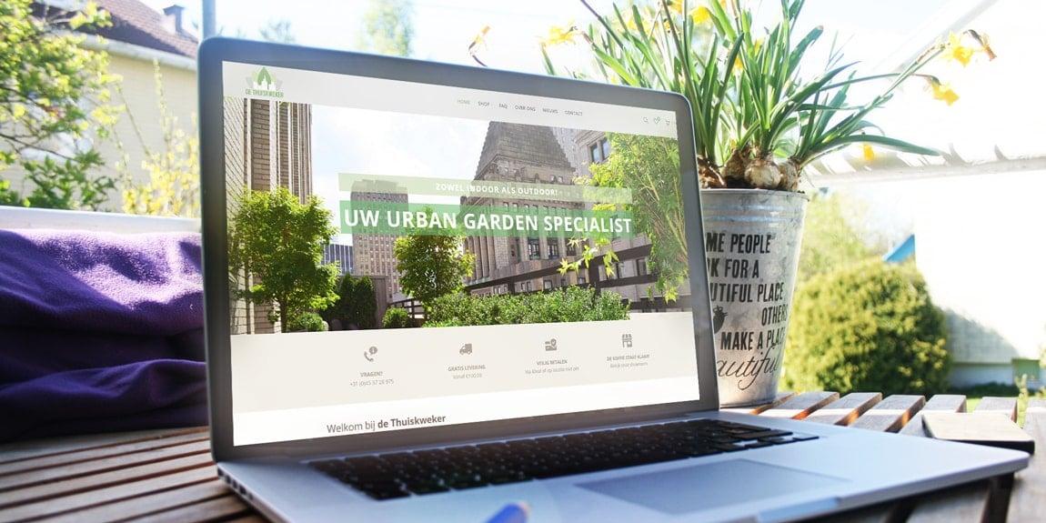 Snel en gratis je eigen website maken, is dat wel zo verstandig?