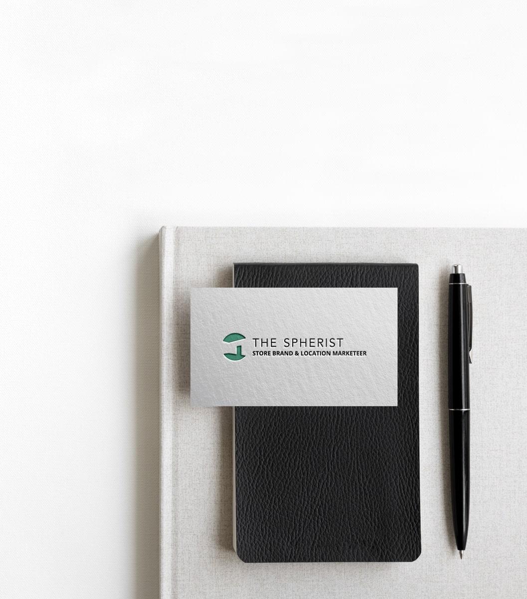 Branding logo ontwerp Instore-marketing expert