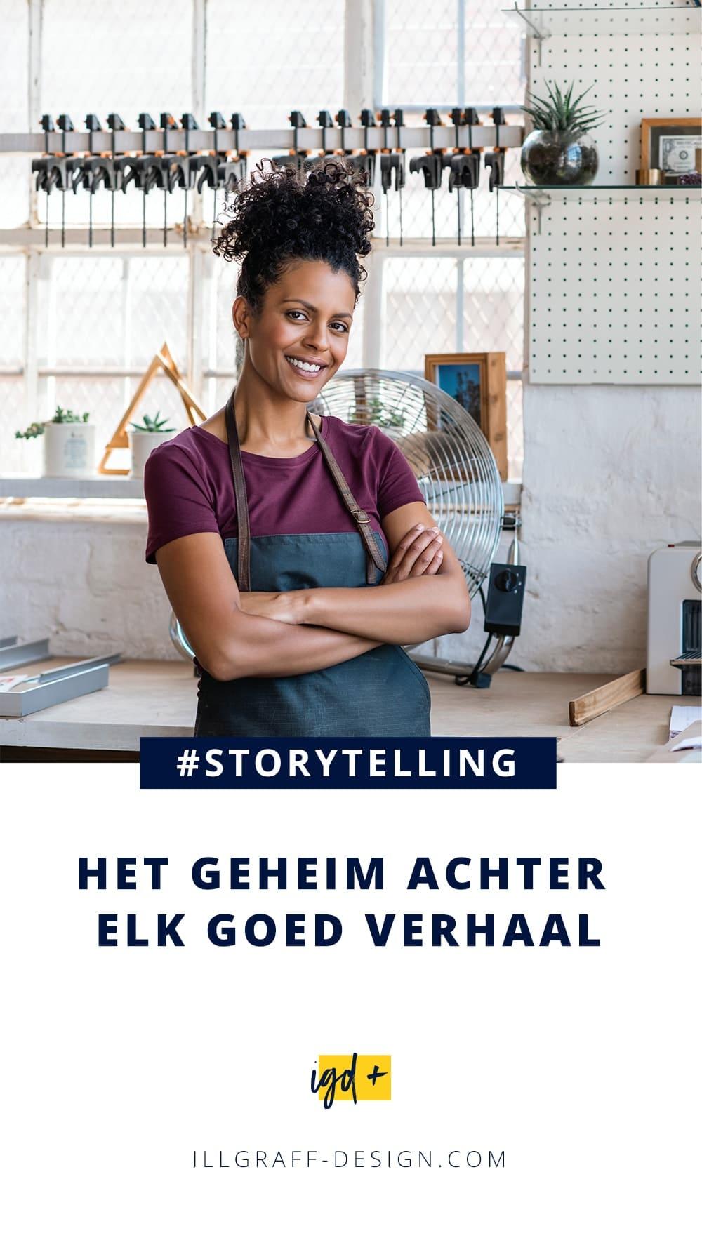 Storytelling: het geheim achter elk goed merkverhaal