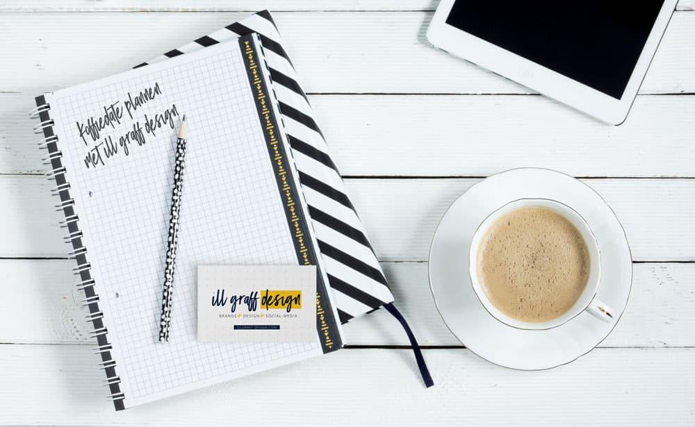 Plan een koffiedate in