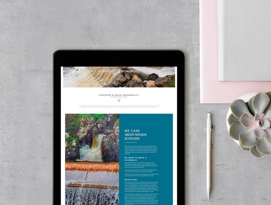Website voor verhuur van vakantiewoningen