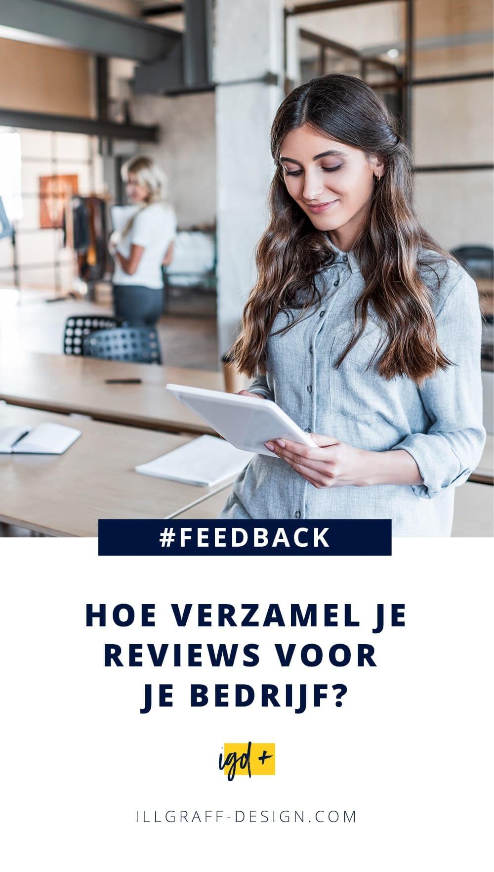 Hoe kan je Facebook of Google reviews verzamelen voor je bedrijf?