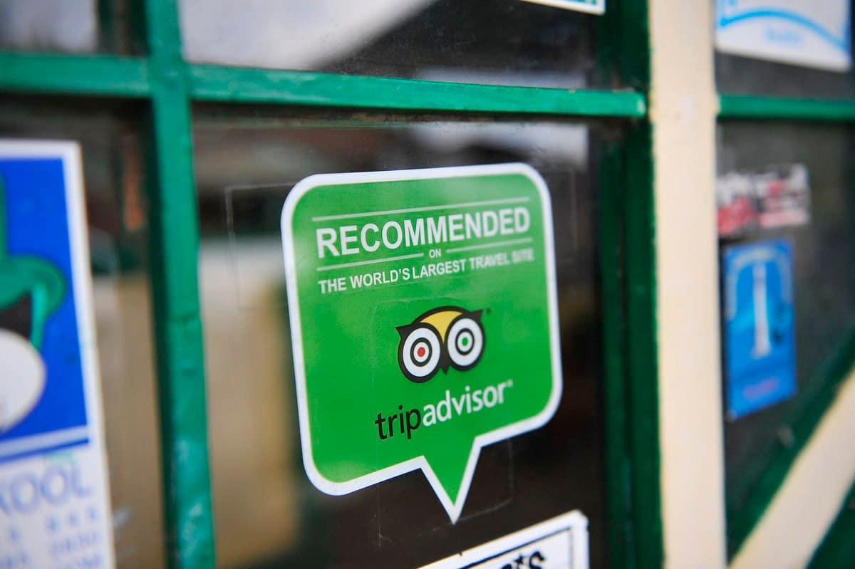 Tripadvisor reviews voor je bedrijf