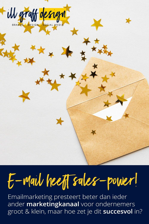 Email marketing - Voor meer impact en resultaat van je nieuwsbrief