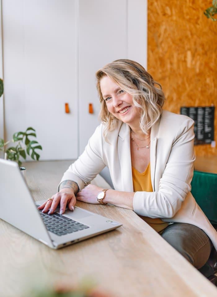 Muriel Snijders - Brand coach voor ondernemers bij ill graff design