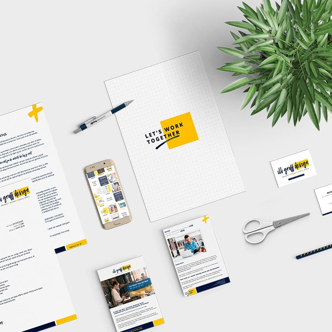 brand design voor ondernemers