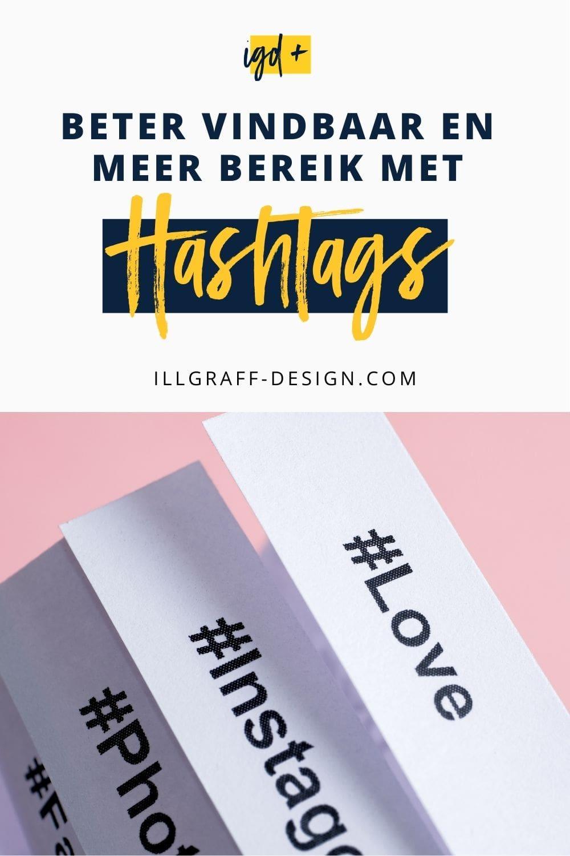 Wat zijn hashtags en hoe moet je ze gebruiken op social media?