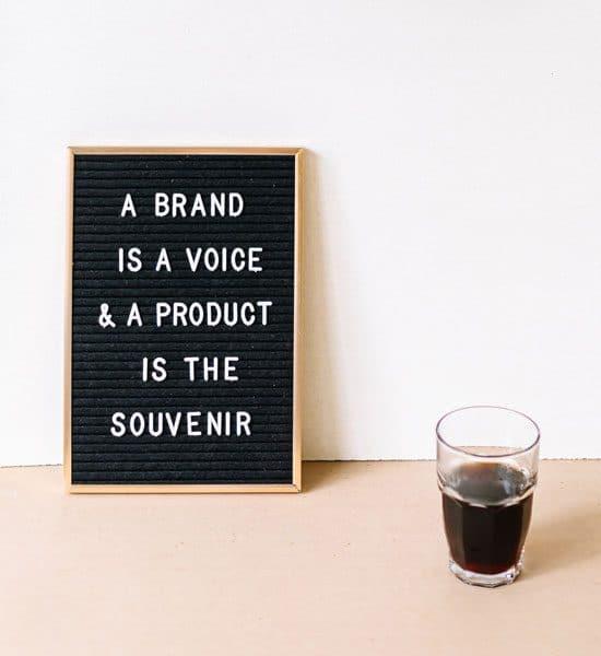 Branding strategie voor een goede positionering van je merk