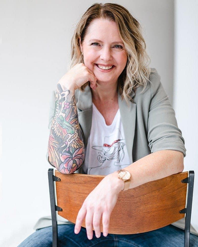 Muriel Snijders - Branding & design coach voor ondernemers