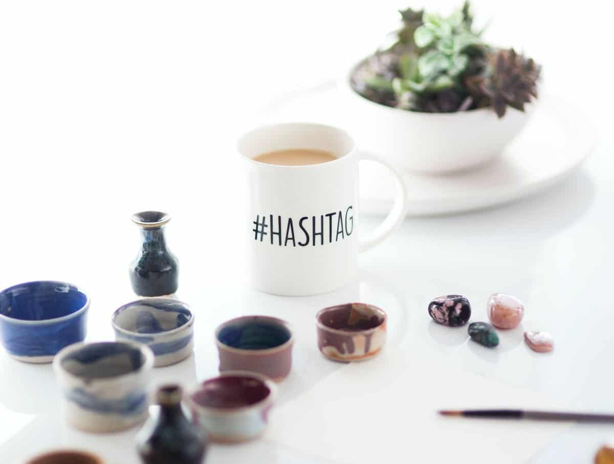 Hoe moet je hashtags gebruiken op social media?