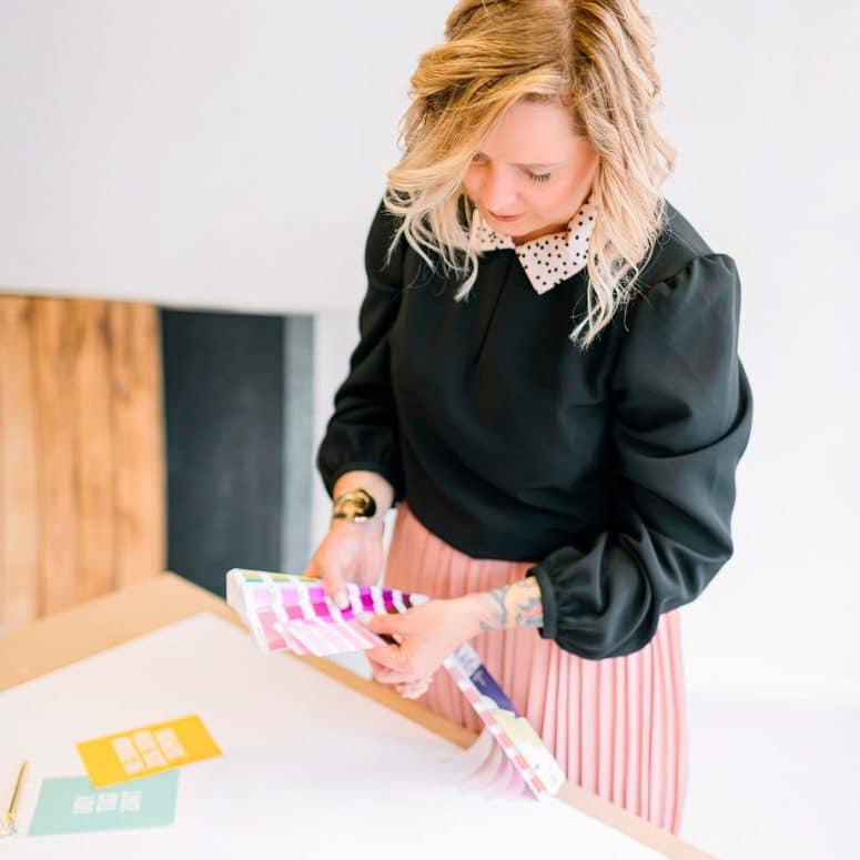 Muriel Snijders - brandcoach bij ill graff design voor een ijzersterke merkstrategie